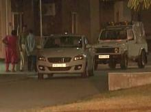 UP Police team reaches Noida residence of Delhi Police ACP who had allegedly killed himself. Photo: ANI