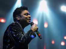 A R Rahman at NH7 New Delhi
