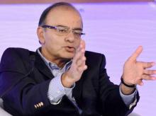 Arun Jaitley, Finance Ministry