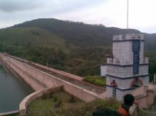 Mullaperiyar Dam (Photo Credit: Wikipedia)