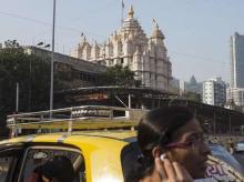 Siddhivinayak temple, Gold