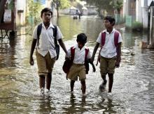 Rains, Chennai, Tamil Nadu, Flood
