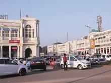 Delhi's Connaught Place