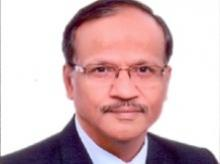 M V Ganeshan, MD, Bostik India