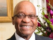 Jacob Gedleyihlekisa Zuma (Photo: Wikipedia)