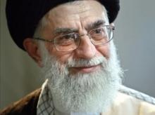 Ali Khamenei. Photo: Twitter