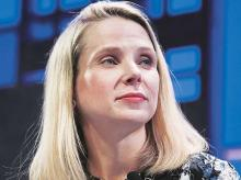 Yahoo CEO Marissa Meyer