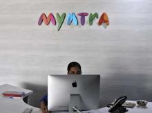 Myntra, Flipkart