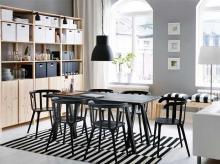 Ikea's continental shift