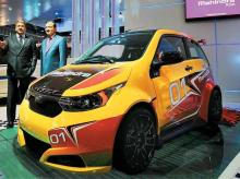 Top carmakers join forces for electric vehicles