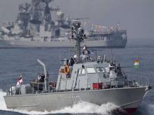 Indian navy, International Fleet Review