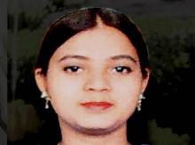 File Photo of Ishrat Jahan. Pakistani-American terrorist David Headley claimed that Ishrat Jahan was an operative of terror outfit Lashkar-e-Taiba