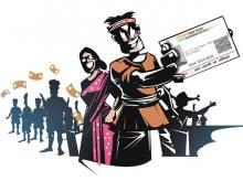 Government adopts UPA's Aadhaar Bill