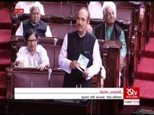 Ghulam Nabi Azad. Photo: ANI