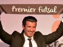 football, Real Madrid, Luis Figo, Futsal