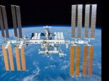 International Space Station (Photo: Wikipedia, NASA)