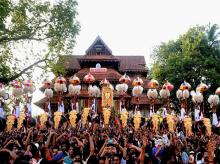 Photo: Official Website of Thrissur Pooram Festival