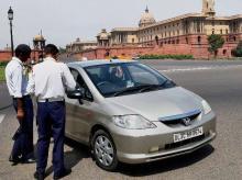 Odd-even, Delhi Traffic Police