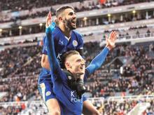 The Leicester fairytale