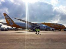 Scoot will commence flights to Chennai and Amritsar on May 24, while for Jaipur, it will commence on October 2. Photo: Scoot's Twitter Handle