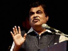 Union Road Transport & Highways Minister Nitin Gadkari