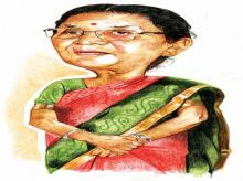 Tea with BS: Anandiben Patel