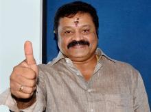 Malayalam actor Suresh Gopi