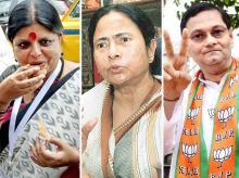 West Bengal, election, Mamata Banerjee, TMC, Deepa Dasmunsi, Chandra Bose