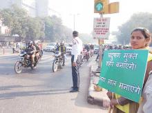 Delhi's air pollution rises 23% during second odd-even phase