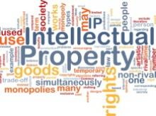Intellectual property image via Shutterstock.