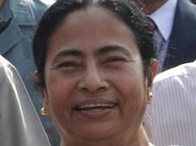Trinamool Congress chief Mamata Banerjee. Photo: Wikipedia