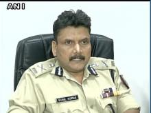 Sunil Kumar, ADG of Bihar Police.  (Photo: ANI Twitter Handle)