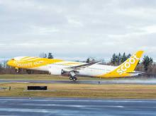 Scoot, Singapore Airline's no-frills brand, is aiming at 80 per cent occupancy in its Indian operations