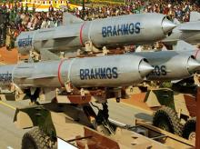 IAF successfully test fires unique BrahMos supersonic cruise missile