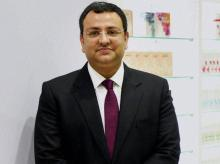 Chairman of Tata group, Cyrus Mistry at the launch of thier e-commerce platform 'Tata Cliq' in Mumbai