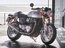 Triumph's Thruxton R