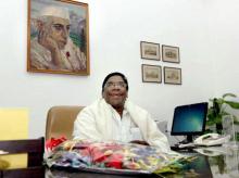 V Narayanaswamy, Puducherry CM