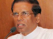 Maithripala Sirisena (Photo: Wikipedia)