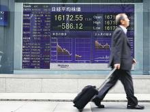 Asian stocks post modest gains on China's stronger factory activity