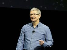 Apple Inc chief Tim Cook calls for more global trade with China