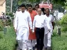 BJP team, Kairana