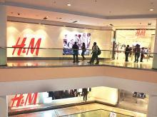 Malls go all out to lure fashion brands