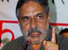 Congress leader Anand Sharma. Photo: PTI