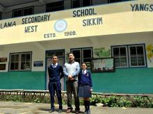 Teachers in Sikkim are better paid than most other govt employees