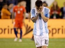 Fifa bans Lionel Messi bans for four Argentina games