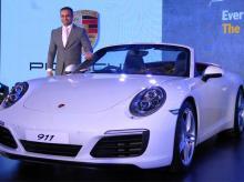 Porsche, Pavan Shetty