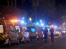 France attack, Nice