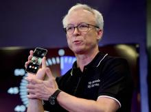 Managing Director & CEO of Mercedes Benz India, Roland Folger