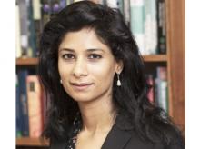 FILE PHOTO: Gita Gopinath