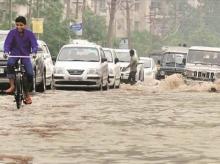 Gurgaon, Rains